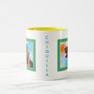 Chiquilla - Irish Setter -3 Coffee Mug