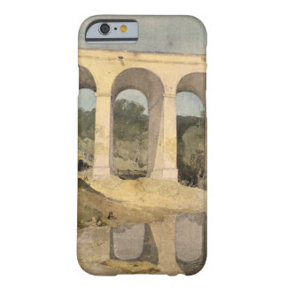 Chirk Aqueduct, 1806-7 (w/c on paper) Barely There iPhone 6 Case