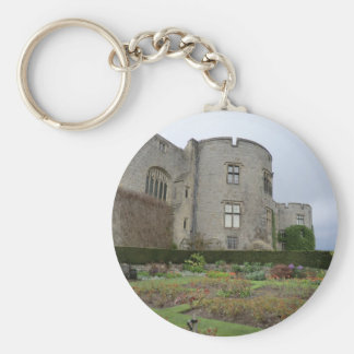 Chirk Castle in Wrexham, Wales Key Chains