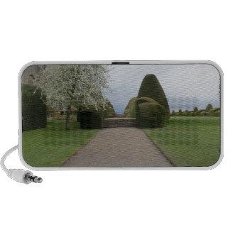 Chirk Castle Walkway Portable Speaker
