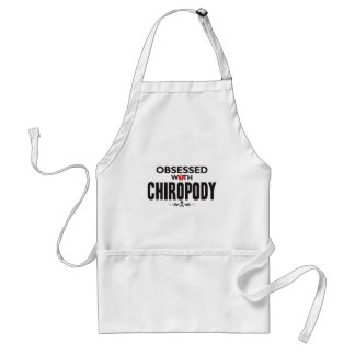 Chiropody Obsessed Standard Apron