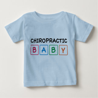 Chiropractic Baby Blocks T-Shirt