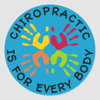 Chiropractic Is For Every Body Stickers