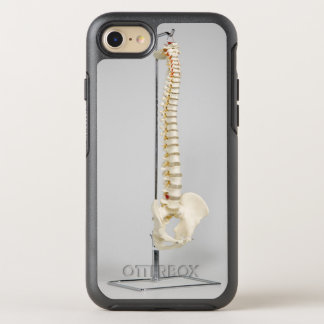 Chiropractic skeleton OtterBox symmetry iPhone 7 case