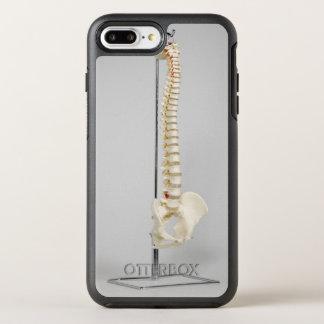 Chiropractic skeleton OtterBox symmetry iPhone 7 plus case