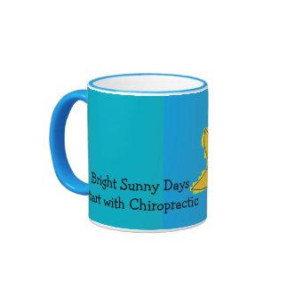 Chiropractic sunny days Mug
