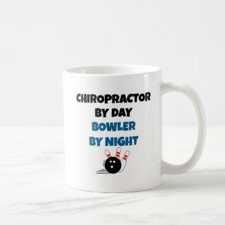 Chiropractor Bowler Coffee Mug