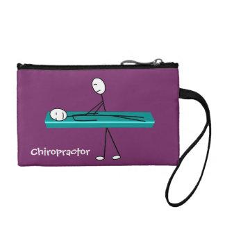 Chiropractor Coin Clutch #2