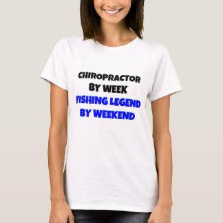 Chiropractor Fishing Legend T-Shirt