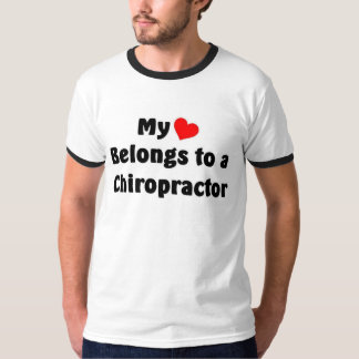 Chiropractor Tee Shirt