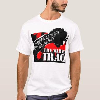 Chiropractors Against the War in Iraq T-Shirt
