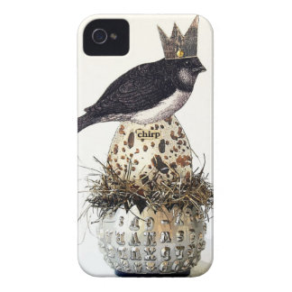 Chirp iPhone 4S Glossy Hard Case