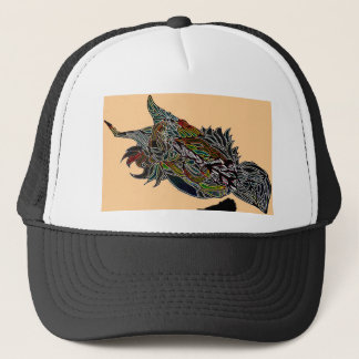 chirp trucker hat