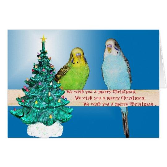 Chirpin' Good Year Card