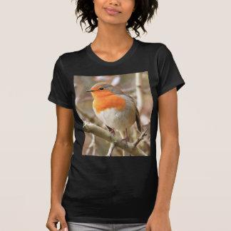 Chirpy Robin T Shirts