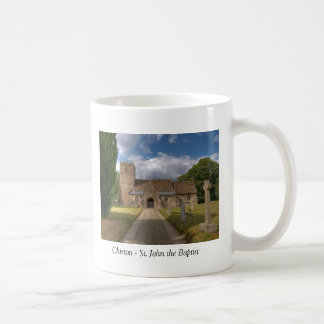 Chirton St John the Baptist Coffee Mug