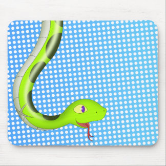 Chiru the snake mouse mat