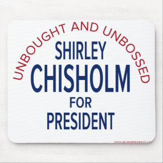 Chisholm Unbossed-1972 Mouse Pad