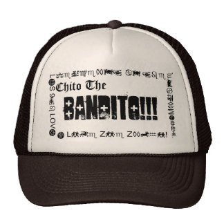 Chito the Bandito Cap