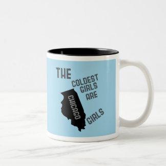 Chitown Two-Tone Coffee Mug