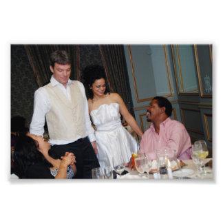 Chitra Jeffrey Wedding Art Photo