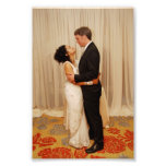 Chitra & Jeffrey: Wedding Photo Print