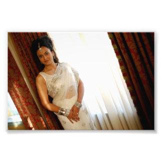 Chitra Jeffrey Wedding Photo Print