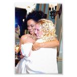 Chitra & Jeffrey: Wedding Photographic Print