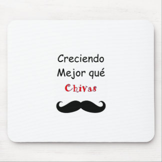 Chivas Mousepad