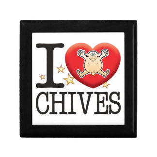 Chives Love Man Gift Box