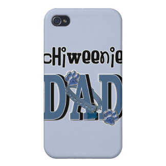 ChiWeenie DAD iPhone 4/4S Cases