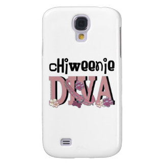 ChiWeenie DIVA Samsung Galaxy S4 Cover
