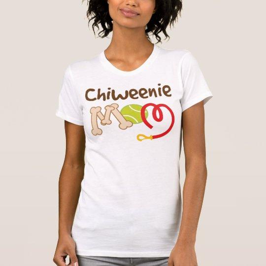 Chiweenie Dog Breed Mum Gift T-Shirt