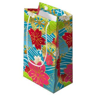 Chiyogami-Washi Styled gift bag