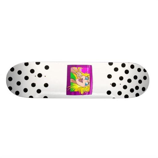Chizuko Skate Board
