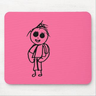 Chloe s Drawings Gift Range Mouse Pad
