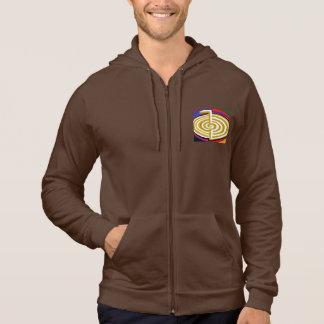 CHO-KU-RAY Reiki : Hoodie Hooded Sweatshirt