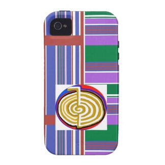 Cho ku rei CHOKUREI Reiki Healing Symbol TEMPLATE iPhone 4/4S Cases