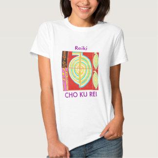 CHO KU REI -  Reiki Tshirt