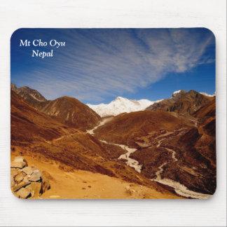 Cho Oyu Mouse Pad