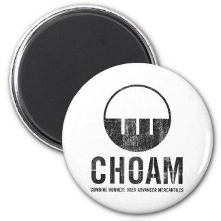 CHOAM - Dune 6 Cm Round Magnet