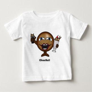 Choc Ball Baby T-Shirt