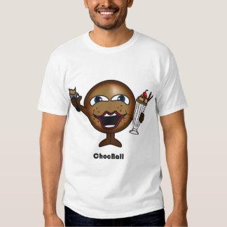 Choc Ball Tshirts