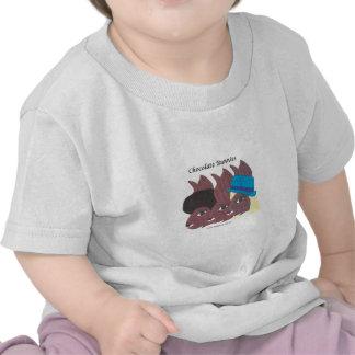 Choc Bunnies Three Bunnies CP T Shirts