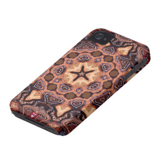 ChocChip Mandala iPhone 4 Case-Mate ID™ Case-Mate iPhone 4 Case