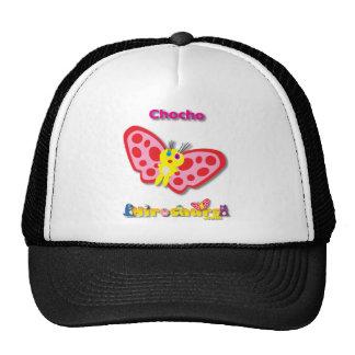 Chocho Mesh Hats