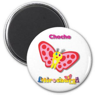 Chocho Refrigerator Magnet