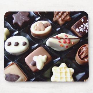 choco chocolate mousepad