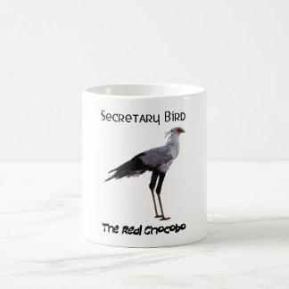 Chocobo (Secretary Bird) - For Light Coloured Mugs