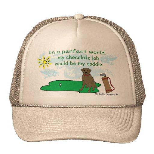 ChocoLab Mesh Hats